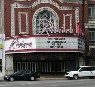 Riviera_sign