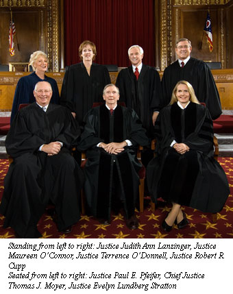 the Ohio Supreme Court