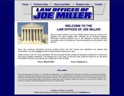 JoeMillerLawOffice