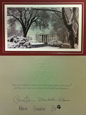WhiteHouseHolidayCard