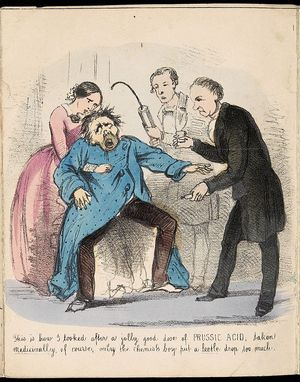 A_patient_suffering_from_treatment_with_hydrocyanic_(Prussic_Wellcome_L0034506