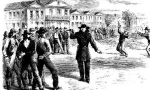 米兜彩票电脑版Hickock_Tutt_Duel_1867_Harpers_Monthly_Magazine